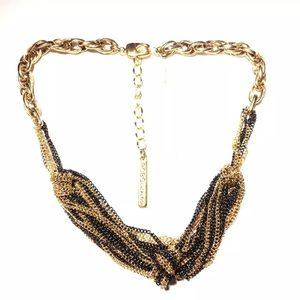 BCBGeneration NECKLACE KNOT GOLD-TONED